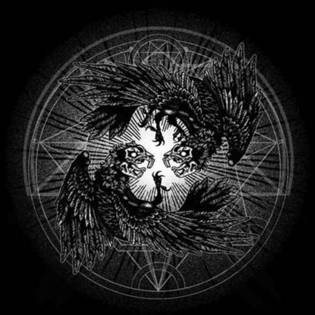 Cult Of Occult / Grim Van Doom - Split LP