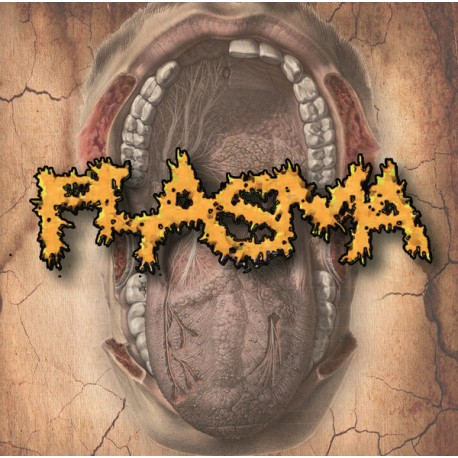Plasma ‎– Dreadful Desecration - CD