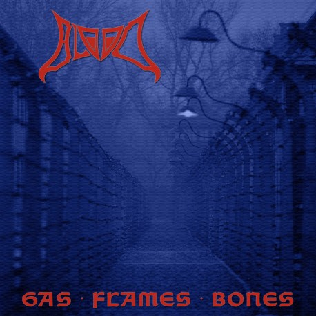 Blood – Gas · Flames · Bones - LP