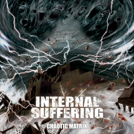 Internal Suffering ‎– Chaotic Matrix - CD