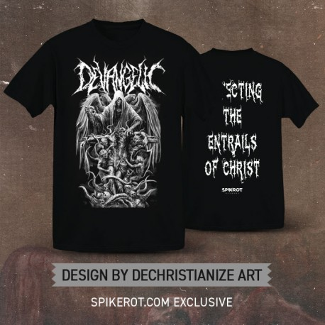 Devangelic - Dissecting the Entrails of... - T-Shirt