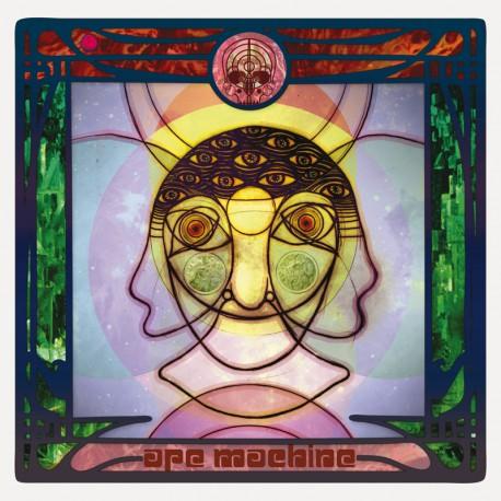 Ape Machine – Coalition Of The Unwilling - CD Digi