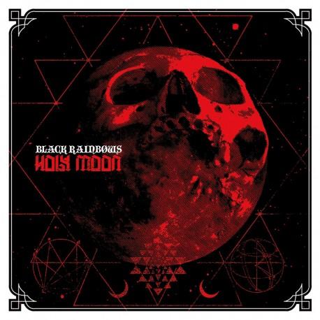 Black Rainbows – Holy Moon - CD Digi