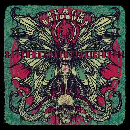 Black Rainbows – Supermothafuzzalicious!! - CD Digi