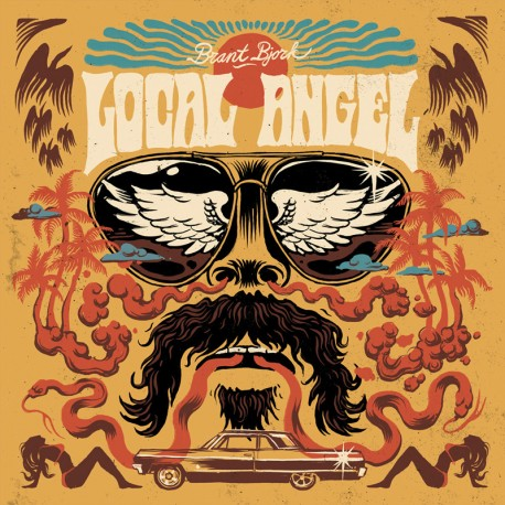 Brant Bjork ‎– Local Angel - LP