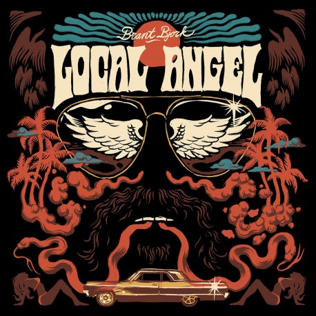 Brant Bjork ‎– Local Angel - LP (Alternative Cover)