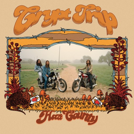 Crypt Trip ‎– Haze County - CD Digi