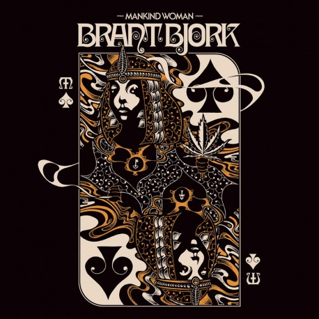 Brant Bjork ‎– Mankind Woman - CD Digi