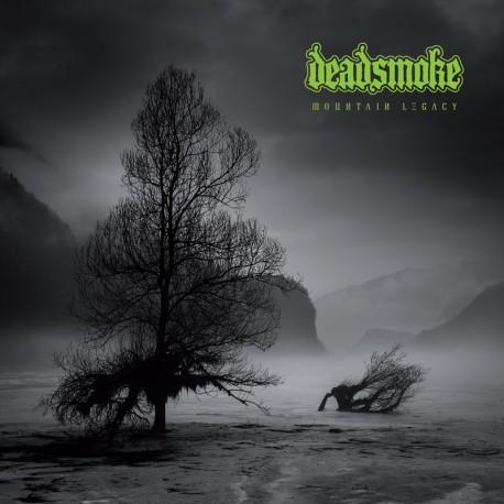 Deadsmoke – Mountain Legacy - CD Digi