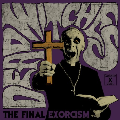 Dead Witches ‎– The Final Exorcism - CD Digi