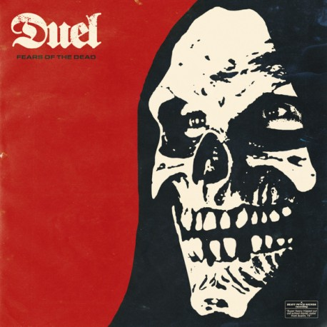Duel ‎– Fears Of The Dead - CD Digi