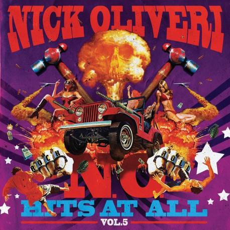 Nick Oliveri - N.O. Hits At All Vol. 5 - LP