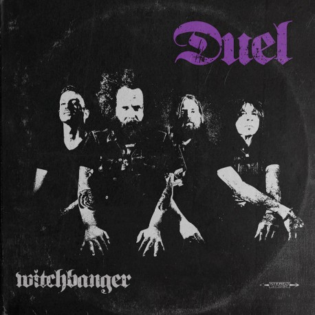 Duel ‎– Witchbanger - LP