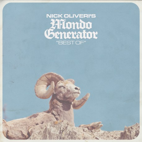 Nick Oliveri's Mondo Generator ‎- Best Of - 2LP