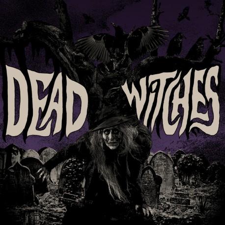 Dead Witches – Ouija - LP Splatter