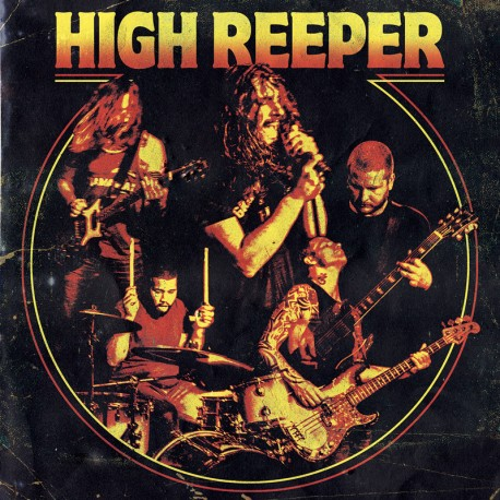 High Reeper ‎– High Reeper - LP