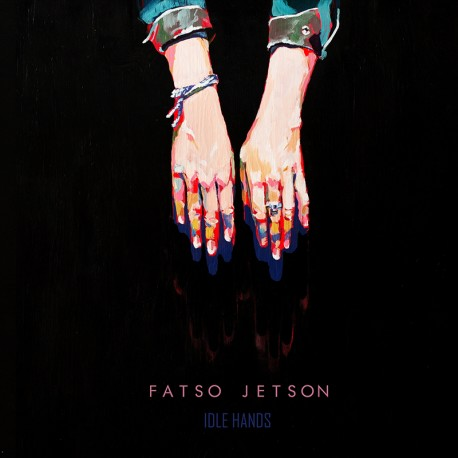 Fatso Jetson ‎– Idle Hands - LP