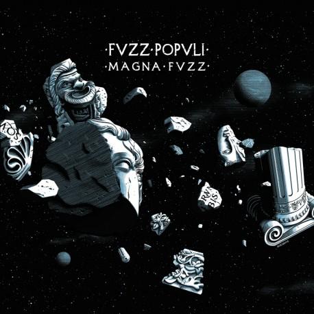 Fvzz Popvli – Magna Fvzz - LP Splatter