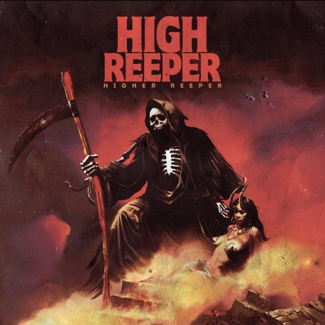 High Reeper ‎– Higher Reeper - CD-Digi