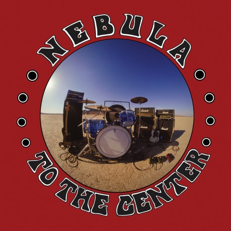 Nebula - To The Center - CD-Digi