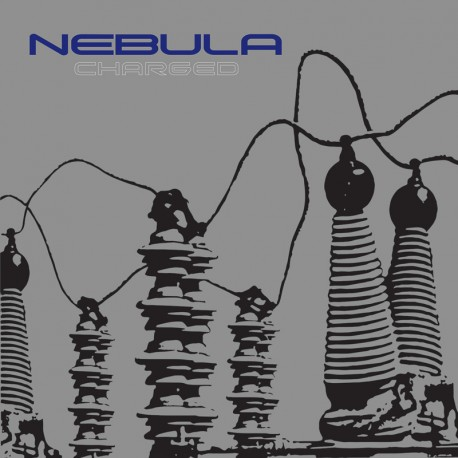 Nebula - Charged - CD-Digi