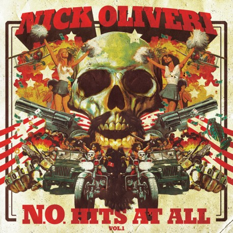 Nick Oliveri ‎- N.O. Hits At All Vol.1 - CD-Digi