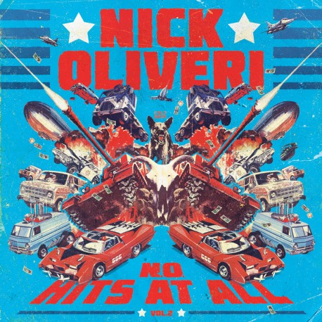 Nick Oliveri ‎- N.O. Hits At All Vol. 2 - CD-Digi