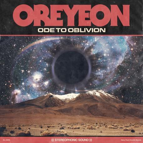 Oreyeon - Ode To Oblivion - CD-Digi