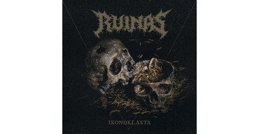 RUINAS: 'IKONOKLASTA' COVER AND ALBUM DETAILS